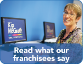 What our franchisees say